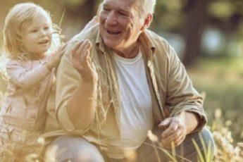 поздравления дедушке от внучки